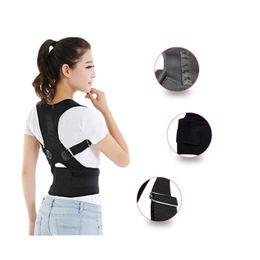 $enCountryForm.capitalKeyWord Canada - Magnetic Therapy Posture Corrector Brace Shoulder Back Support Belt for Men Women Braces & Supports Belt Shoulder Posture Free Shopping