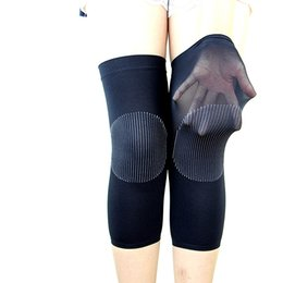 3571af5a11 The new warm nursing knee men and women in the elderly riding a cold cold  breathable leggings thin section of the knee