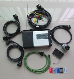 Car Analyzer Software Canada - Newest mb star c5 for mb car&truck diagnostic tool with wifi mb star sd connect c5 multiplexer 5 cables without software