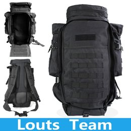 Outdoor Sport Military USMC Army Trekking Tactical Backpacks Hiking Hunting Camping Rifle Bag Free Shipping