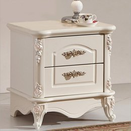 $enCountryForm.capitalKeyWord Canada - new arrival hot selling beautiful design high quality bed Fashion European French Carved bed nightstands pfy10038