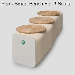 Portable Furniture Chairs Canada - H28cm x L150cm Innovation Furniture Pop - Smart Bench Indoor Universal Waterproof Accordion Style Kraft Portable Chair for 3 Seats 71-1036