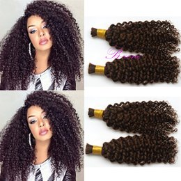 Factory For hairs online shopping - Human Hair Bulk In Factory Price Brazilian kinky curly Bulk Hair For Braiding Human Hair No Weft Mix length