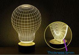 $enCountryForm.capitalKeyWord Canada - 3D Visual Led Cosy Atmosphere Lamps Christmas Decoration Table Lamp 5V LED Night Light Free Shipping