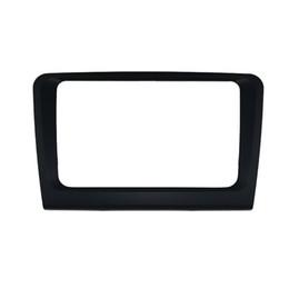 $enCountryForm.capitalKeyWord UK - LEEWA Car 2DIN Refitting Radio Stereo DVD Frame Fascia Dash Panel Installation Kits Conversion For Skoda Superb(09~13) #3861