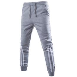 Toptan satış Toptan-Erkek Joggers Yeni Moda: Rahat Harem Sweatpants Spor Pantolon Pantolon Sarouel Erkekler Eşofman Altları Parça Eğitim Koşu Için