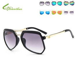 Ant sunglAsses online shopping - Gray Ant Children s Sunglasses Colorful Reflective Glasses Cute Boys Girls Sunglasses UV Protection Outdoor Sun Glasses