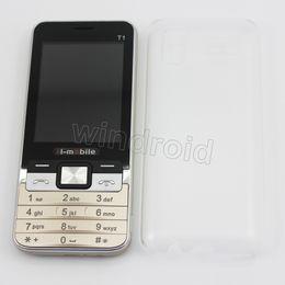"$enCountryForm.capitalKeyWord Canada - Cheapest 100pcs 2.8"" T1 Phone mobile no system Dual SIM back camera + flashlight 2G GSM Unlocked bluetooth MP3 FM Whatsapp Free DHL colorful"