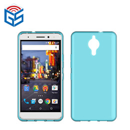 Wholesale For General Mobile GM Plus GM5 Plus GM GM8 Full Clear Case Online Shopping Crystal TPU Cover