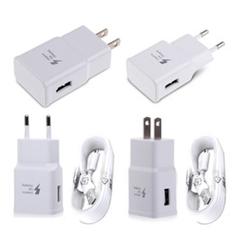 China New OEM EP-TA20JWE Fast Charging Adaptive Fast Rapid Wall Charger USB Cable For Phone Galaxy Note 5 S6 Edge suppliers