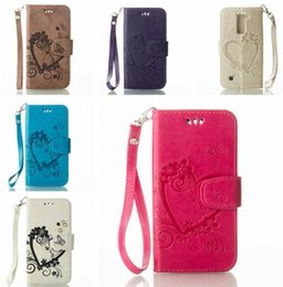 Moto G Gen NZ - Heart Wallet Leather Pouch Case For LG K10 M2 K7 K8 MOTO G4 Plus G 4 Gen Love Strap ID Card Photo Stand TPU Book Flower Butterfly Skin Cover