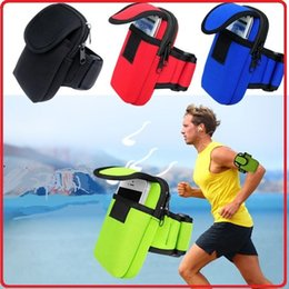 $enCountryForm.capitalKeyWord NZ - 5.5 -inch arms hang sets of I6PLUS arm package running tied to carry outdoor mobile phone waterproof bag