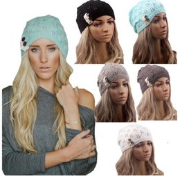 $enCountryForm.capitalKeyWord Canada - Women Knitting Hat Winter Hats Female High Elastic Caps Beanies Headgear Autumn caps in Christmas New Year 5 colors