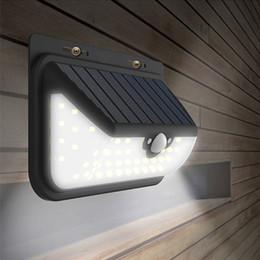 $enCountryForm.capitalKeyWord NZ - Solar PIR LED Wall Lights 800LM 68LED Garden Balcony Lamps Outdoor Waterproof Hallway House Parking Lighting Motion Sensor Remote Controller