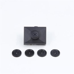 Chinese  HD 1080P Mini Button Shaped Wide Angle Camera DV DVR Secuity Camcorder Portable Candid Camera Mini Camcorders HD Video Recorder manufacturers
