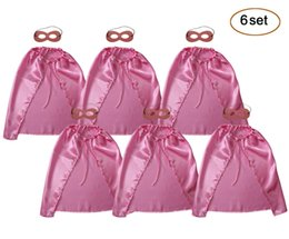 Robe De Fantaisie Pas Cher-L50 * 70 Srngle BoysGirls cape de costume de super-héros pour Noël Home party fantaisie habiller pageant garçon cosplay cape princesse costume