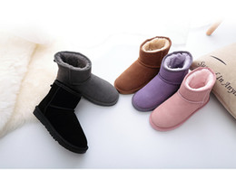 Wholesale toe bags for sale - Group buy High Quality WGG Women s Classic tall Boots Womens boots Boot Snow boots Winter boot leather boot certificate dust bag drop shipping