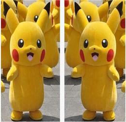 $enCountryForm.capitalKeyWord Canada - High quality Picacho mascot costume popular yellow Picacho cartoon Costume Mascot Adult Costume Party Dress Halloween Costume