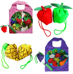 $enCountryForm.capitalKeyWord Canada - Newest Polyester Portable Creative Fruit Foldable bags gift shopping Reusable vegetables shopping bags and fashion Shopping Bags 4555