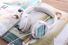 stereo cans 2019 - 2016 all-new headset phone headset EX10A superior sound can be produced DIY Samsung mobile phones Apple Tablet Universal