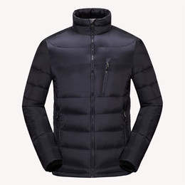 Chinese  Top Quality Winter men Down Hoodies Jackets Camping Windproof Ski Warm Down Coat Outdoor Casual Hooded Sportswear COAT 917 manufacturers