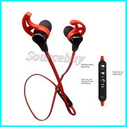 cheap universal cell phones 2020 - D21 Hot Cheap Wireless Stereo Bluetooth Sport Earphones Neck wireless bluetooth Horns headphone headset handfree univers