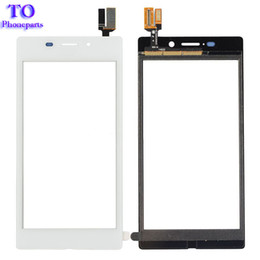replacement for xperia 2019 - Touch Screen For Sony Xperia M2 Aqua D2403 Touch Panel Sensor Digitizer Replacement Glass