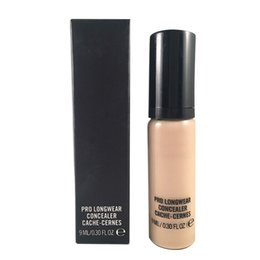 foundation pro longwear concealer NZ - Hot Brand Makeup Liquid Foundation PRO LONGWEAR CONCEALER CACHE-CERNES 9ML Foundation Hot NC NW Mixed