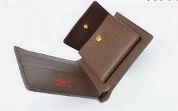 f7997cb2d13b3 Best quality 2017 Male Genuine Leather luxury wallet Casual Short designer  Card holder pocket Fashion Purse wallets for men.