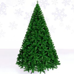 christmas tree 24 m 240cm luxury encryption christmas tree decorated general supplies - Christmas Trees For Sale Cheap