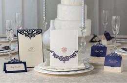 Großhandel High-End-Business-Einladung Aktivitäten Konferenz Einladung Einladung benutzerdefinierte 2016 europäischen kreative Hochzeitseinladungen