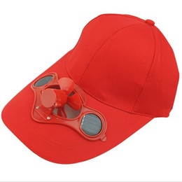 $enCountryForm.capitalKeyWord Canada - 2016 new outdoor mountain climbing solar fan cap cooling travel must prevent sun cap wholesale