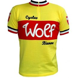 Jerseys Wolf Australia - cycle wolf team cycling jersey 2019 Maillot ciclismo, Road bike riding clothes, Motorcycle Cycling Clothing V2