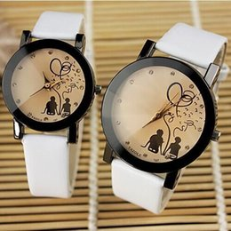 $enCountryForm.capitalKeyWord Canada - Luxury Band Leather Watches for Woman Simple Quartz Fashion Watch for Man Sport Watch Loves Casual Dress Watch