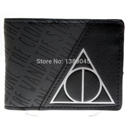 $enCountryForm.capitalKeyWord Australia - Harry Potter wallet Young men and women students animated cartoon short fashion purse DFT-1307