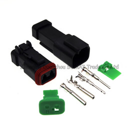 Deutsch electrical connectors online shopping - Deutsch DT06 S CE05 and DT04 P CE03 Pin Engine Gearbox waterproof electrical connector for BMW Audi VW car etc