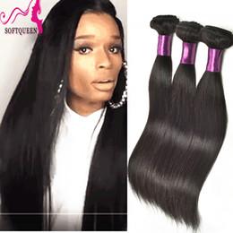 cambodian weave bundles 2019 - Unprocessed Virgin Brazillian Peruvian Indian Malaysian Cambodian Straight Remy Human Hair Extensions Brazilian Hair Wea