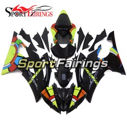 Discount r6 cover - Full Bodywork For Yamaha YZF600 R6 08 09 10 11 12 13 15 2008 2015 Sportbike ABS Motorcycle Fairing Kit Covers Gloss Blac
