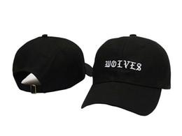 Flat Hats For Women Australia - cheap Rare Wolves cap hat THE life of pablo Kanye west Pop Up LA NY kim kardashian merch caps i feel like pablo polos hats for men women