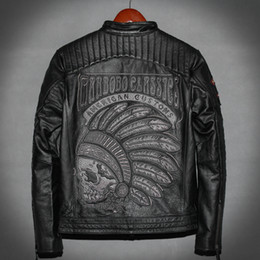 Discount Urban Leather Jackets | 2017 Urban Leather Jackets Men on ...