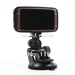 post videos Canada - HD 1080P 2.7 inch Car DVR Vehicle Camera Video Recorder Top Quality Dash Cam HDMI G-sensor GS8000L 1pc singapore post free