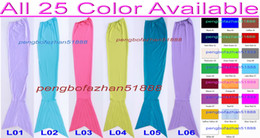 Wholesale sexy tails cosplay online – ideas Sexy Mermaid Tail Costumes Outfit New Color Lycra Spandex Mermaid Tail Suit Costumes Unisex Halloween Party Fancy Dress Cosplay Suit P122