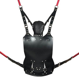 Balançoire Sexuel Pas Cher-Excellent Heavy Duty Cuir Sex swing / Sling 100% adulte Play Room Fun