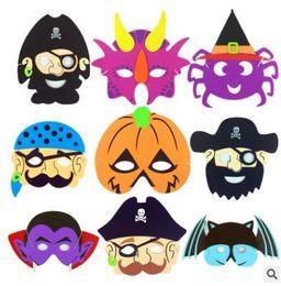 halloween party ghost masks halloween eva mask ghost festival pumpkin pirate ghost skull head party supplies halloween props 883 cheap halloween skull head - Discount Halloween Props