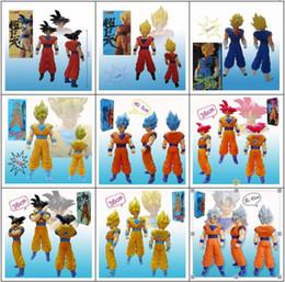doll vegeta 2018 - DragonBall Z 43cm Giant Goku BIG Figure Super saiyan vegeta Super messiah who hands do super huge large movable doll dol