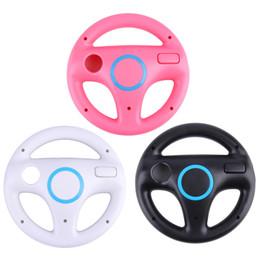 Wholesale Game Racing Steering Wheel for Super Mario Nintendo Wii WiiU Kart Remote Controller Accessories