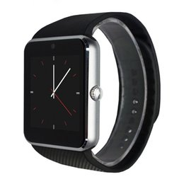Best smart watch for iphone online shopping - Smart Watch GT08 For Android IOS iPhone Wrist Wear Support Sync SIM TF Card Best Quality Camera Pedometer Sleep Monitoring