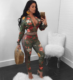 Corsets sets online shopping - MAYFULL NEW FASHION Women fashion autumn winter long sleeve floral short sexy two piece set holiday leisure casual corset brand