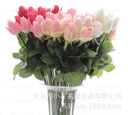 $enCountryForm.capitalKeyWord Canada -  2017 New Arrivals Artificial Flower fake rose bud Wedding Home Decorative Colorful For Wedding Decor Valentine Gifts Real Touch