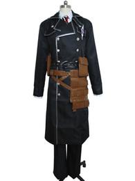 Chinese  Ao no Blue Exorcist Yukio Okumura Cosplay Costume Full set with accessory manufacturers